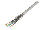 Patchkabel Cat.7 PiMF UC900MHz SS27 4P, FRNC-B, orange - Artikel-Nr: 99707.1