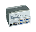 VGA Video Splitter 4 Port Videobandbreite 350MHz - Artikel-Nr: EB698
